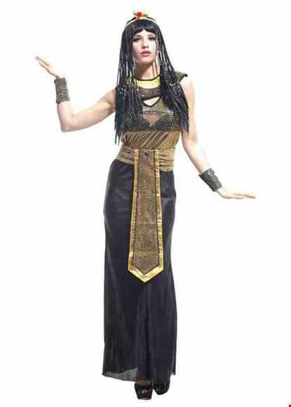 Cho thue Trang phục Ai Cập nữ