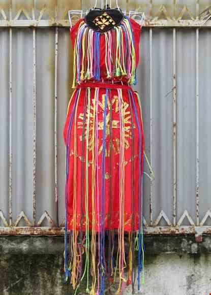 Cho thue Tây Nguyên nữ - Áo khố dây
