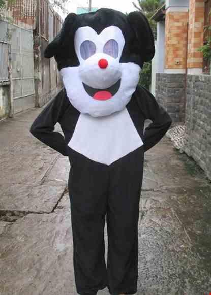 Cho thue Mascot chuột Mickey