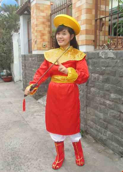 Trang phuc nu tuong
