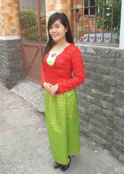Trang phuc Myanma