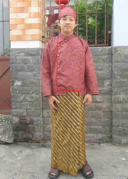 Trang phuc Asean - Myanmar