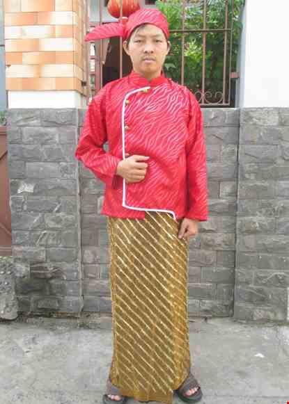 Trang phuc nuoc Myanmar