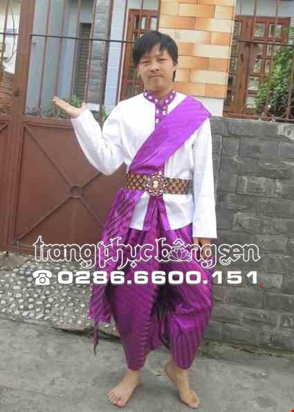Trang phuc Campuchia / Kho me
