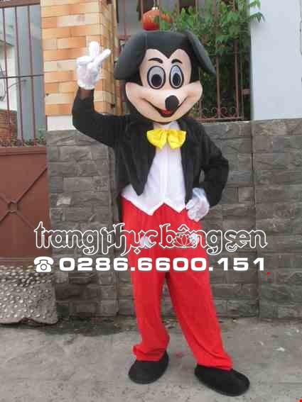Mascot chuot Mickey