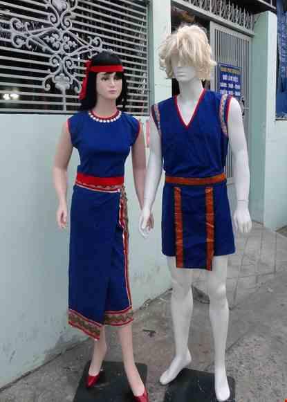 Cho thue Dân tộc BANA