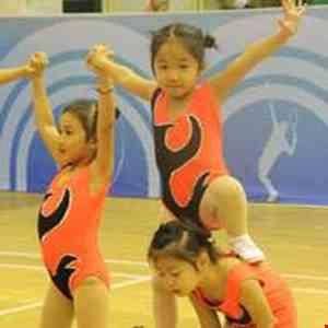 Hình ảnh cho thể loại Nhảy aerobic