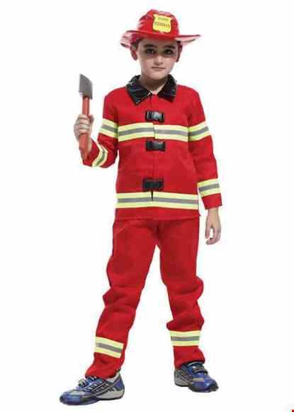 Cho thue Trang phục Lính cứu hỏa mầm non
