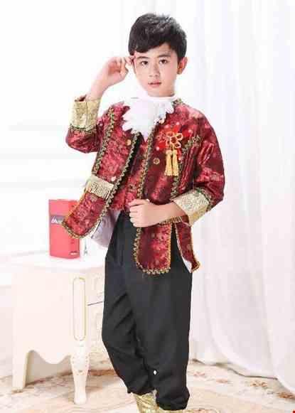Cho thue Hoàng tử Châu Âu trẻ em