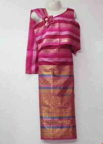 Trang phục truyền thống của Thái Lan - Trang phục Phasin