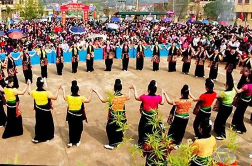 3 Điệu múa đặc sắc của dân tộc Thái