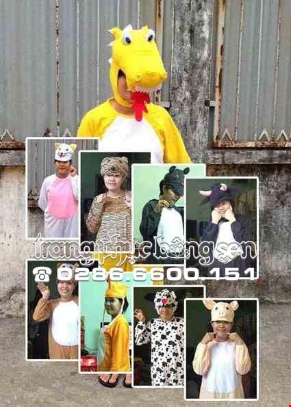 Trang phục hóa trang động vật